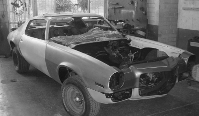 Restauração de Veículos